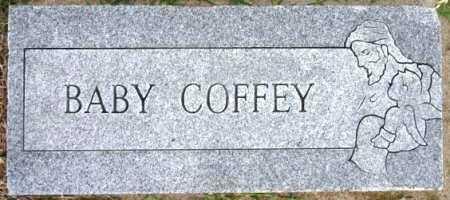 COFFEY, BABY - Tulsa County, Oklahoma | BABY COFFEY - Oklahoma Gravestone Photos