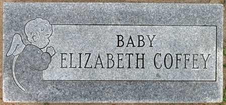 COFFEY, ELIZABETH - Tulsa County, Oklahoma | ELIZABETH COFFEY - Oklahoma Gravestone Photos