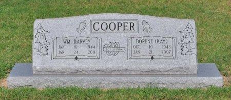 COOPER, WILLIAM HARVEY - Tulsa County, Oklahoma | WILLIAM HARVEY COOPER - Oklahoma Gravestone Photos