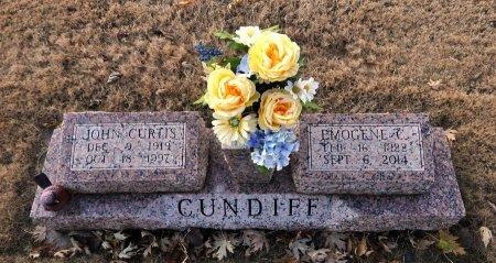 ACREE CUNDIFF, EMOGENE C - Tulsa County, Oklahoma | EMOGENE C ACREE CUNDIFF - Oklahoma Gravestone Photos
