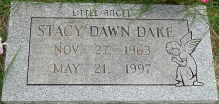 DAKE, STACY DAWN - Tulsa County, Oklahoma | STACY DAWN DAKE - Oklahoma Gravestone Photos