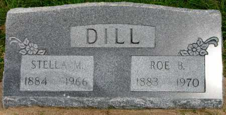 DILL, STELLA M - Tulsa County, Oklahoma | STELLA M DILL - Oklahoma Gravestone Photos