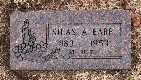 EARP, SILAS A. - Tulsa County, Oklahoma | SILAS A. EARP - Oklahoma Gravestone Photos