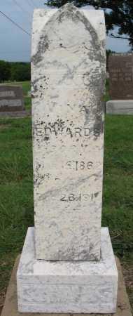EDWARDS, VINA - Tulsa County, Oklahoma | VINA EDWARDS - Oklahoma Gravestone Photos