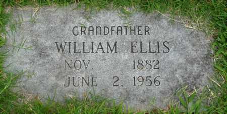 ELLIS, WILLIAM - Tulsa County, Oklahoma   WILLIAM ELLIS - Oklahoma Gravestone Photos