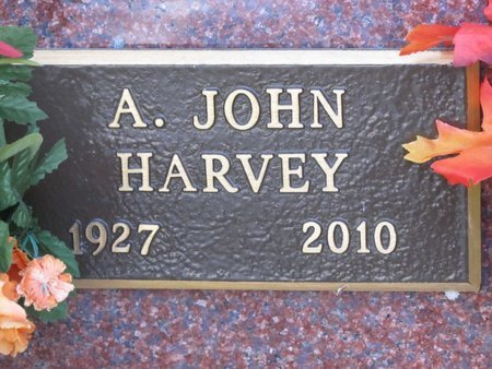 HARVEY, ADRIAN J. - Tulsa County, Oklahoma | ADRIAN J. HARVEY - Oklahoma Gravestone Photos