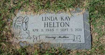 HELTON, LINDA KAY - Tulsa County, Oklahoma | LINDA KAY HELTON - Oklahoma Gravestone Photos