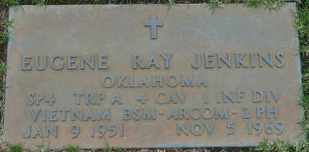 JENKINS (VETERAN VIETNAM), EUGENE RAY - Tulsa County, Oklahoma | EUGENE RAY JENKINS (VETERAN VIETNAM) - Oklahoma Gravestone Photos