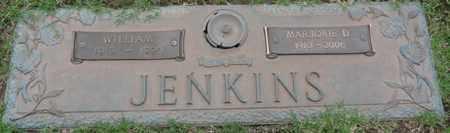 JENKINS, MARJORIE D - Tulsa County, Oklahoma | MARJORIE D JENKINS - Oklahoma Gravestone Photos