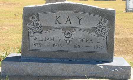 KAY, DORA J - Tulsa County, Oklahoma | DORA J KAY - Oklahoma Gravestone Photos