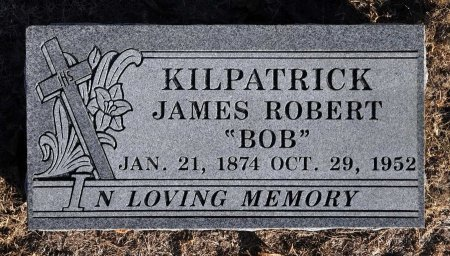 "KILPATRICK, JAMES ROBERT ""BOB"" - Tulsa County, Oklahoma 