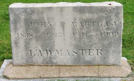 LAWMASTER, JOHN - Tulsa County, Oklahoma | JOHN LAWMASTER - Oklahoma Gravestone Photos