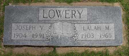 LOWERY, LALAH M - Tulsa County, Oklahoma | LALAH M LOWERY - Oklahoma Gravestone Photos