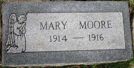 MOORE, MARY - Tulsa County, Oklahoma | MARY MOORE - Oklahoma Gravestone Photos