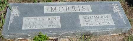 MORRIS, ESTELLA IRENE - Tulsa County, Oklahoma | ESTELLA IRENE MORRIS - Oklahoma Gravestone Photos
