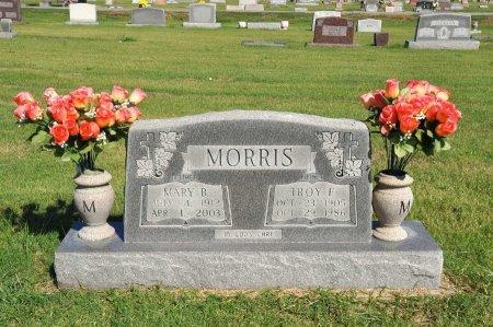 MORRIS, MARY BELLE - Tulsa County, Oklahoma | MARY BELLE MORRIS - Oklahoma Gravestone Photos