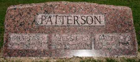 PATTERSON, LAUREL W - Tulsa County, Oklahoma   LAUREL W PATTERSON - Oklahoma Gravestone Photos
