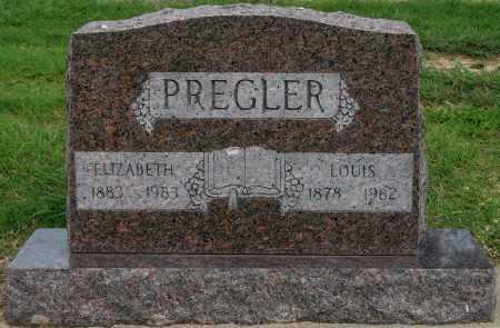 PREGLER, LOUIS - Tulsa County, Oklahoma   LOUIS PREGLER - Oklahoma Gravestone Photos