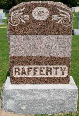 RAFFERTY, SALLY - Tulsa County, Oklahoma | SALLY RAFFERTY - Oklahoma Gravestone Photos