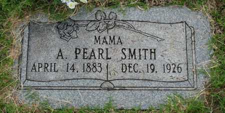 SMITH, A. PEARL - Tulsa County, Oklahoma | A. PEARL SMITH - Oklahoma Gravestone Photos