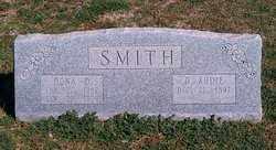 SMITH, DAVID AUDIE - Tulsa County, Oklahoma | DAVID AUDIE SMITH - Oklahoma Gravestone Photos