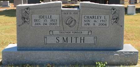 SMITH, IDELLE - Tulsa County, Oklahoma | IDELLE SMITH - Oklahoma Gravestone Photos