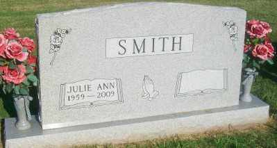 SMITH, JULIE ANN - Tulsa County, Oklahoma | JULIE ANN SMITH - Oklahoma Gravestone Photos