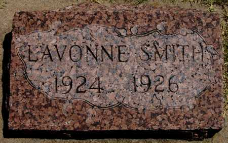 SMITH, LAVONNE - Tulsa County, Oklahoma | LAVONNE SMITH - Oklahoma Gravestone Photos