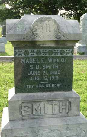 SMITH, MABEL E - Tulsa County, Oklahoma | MABEL E SMITH - Oklahoma Gravestone Photos