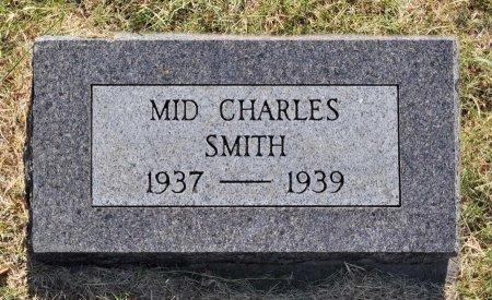 SMITH, MID CHARLES - Tulsa County, Oklahoma   MID CHARLES SMITH - Oklahoma Gravestone Photos