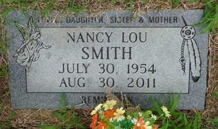 SMITH, NANCY LOU - Tulsa County, Oklahoma | NANCY LOU SMITH - Oklahoma Gravestone Photos