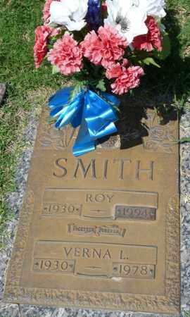 SMITH, VERNA L - Tulsa County, Oklahoma | VERNA L SMITH - Oklahoma Gravestone Photos