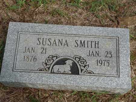 SMITH, SUSANA - Tulsa County, Oklahoma   SUSANA SMITH - Oklahoma Gravestone Photos