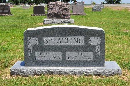 SPRADLING, ETHEL ROSE - Tulsa County, Oklahoma   ETHEL ROSE SPRADLING - Oklahoma Gravestone Photos