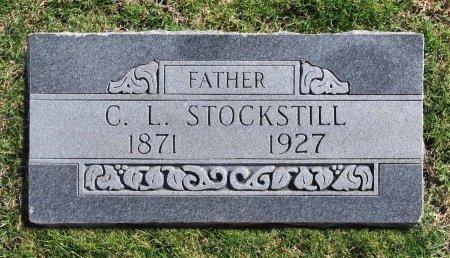 STOCKSTILL, CALVIN LOCKARD - Tulsa County, Oklahoma | CALVIN LOCKARD STOCKSTILL - Oklahoma Gravestone Photos