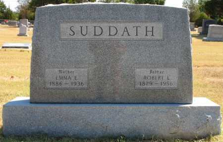 SUDDATH, EMMA E - Tulsa County, Oklahoma | EMMA E SUDDATH - Oklahoma Gravestone Photos