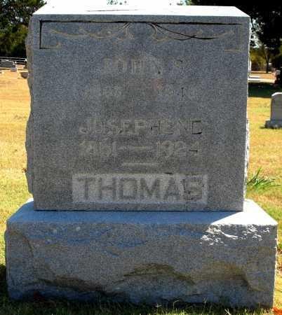 THOMAS, JOHN S - Tulsa County, Oklahoma   JOHN S THOMAS - Oklahoma Gravestone Photos