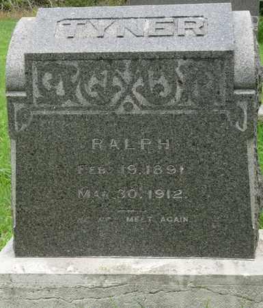 TYNER, RALPH - Tulsa County, Oklahoma | RALPH TYNER - Oklahoma Gravestone Photos