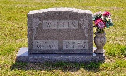 FERGUSON WILLIS, VELMA ONA - Tulsa County, Oklahoma | VELMA ONA FERGUSON WILLIS - Oklahoma Gravestone Photos