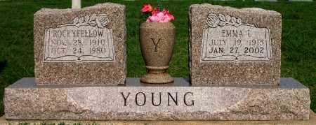 YOUNG, ROCKYFELLOW - Tulsa County, Oklahoma   ROCKYFELLOW YOUNG - Oklahoma Gravestone Photos