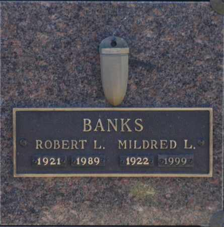 BANKS, MILDRED L - Washington County, Oklahoma | MILDRED L BANKS - Oklahoma Gravestone Photos