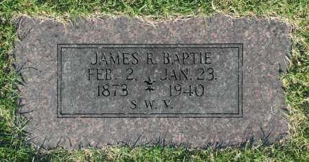 BAPTIE, JAMES R. - Washington County, Oklahoma | JAMES R. BAPTIE - Oklahoma Gravestone Photos