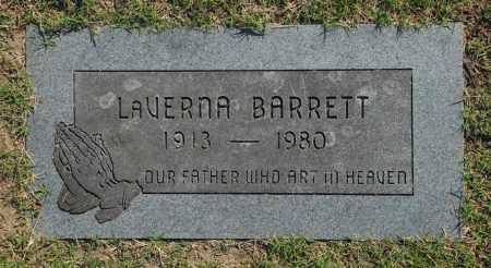 BARRETT, LAVERNA - Washington County, Oklahoma   LAVERNA BARRETT - Oklahoma Gravestone Photos