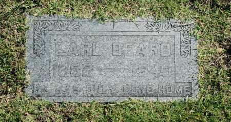 BEARD, CARL - Washington County, Oklahoma | CARL BEARD - Oklahoma Gravestone Photos