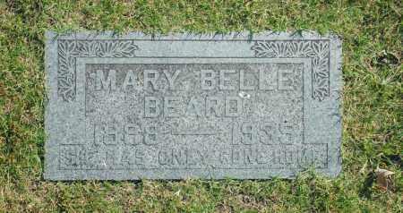 BEARD, MARY BELLE - Washington County, Oklahoma   MARY BELLE BEARD - Oklahoma Gravestone Photos