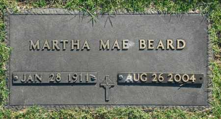 BEARD, MARTHA MAE - Washington County, Oklahoma | MARTHA MAE BEARD - Oklahoma Gravestone Photos