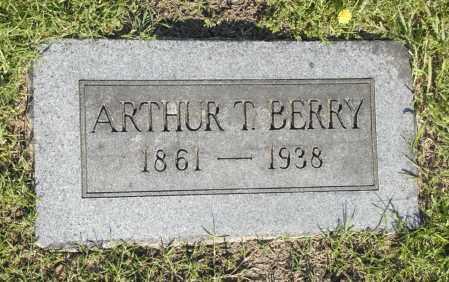 BERRY, ARTHUR T. - Washington County, Oklahoma | ARTHUR T. BERRY - Oklahoma Gravestone Photos