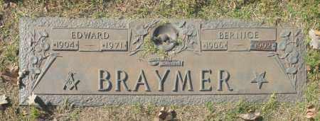 BRAYMER, EDWARD - Washington County, Oklahoma   EDWARD BRAYMER - Oklahoma Gravestone Photos