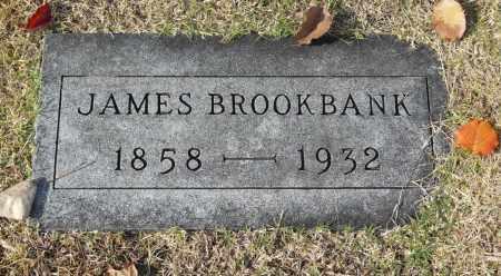 BROOKBANK, JAMES - Washington County, Oklahoma   JAMES BROOKBANK - Oklahoma Gravestone Photos