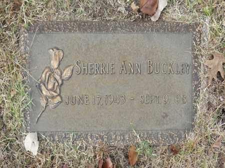 BUCKLEY, SHERRIE ANN - Washington County, Oklahoma | SHERRIE ANN BUCKLEY - Oklahoma Gravestone Photos